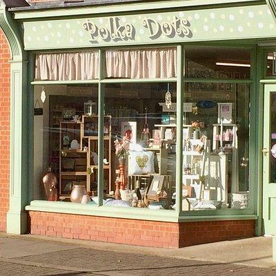 Polka Dot Gift Shop