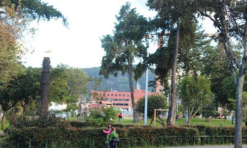 Vista parco