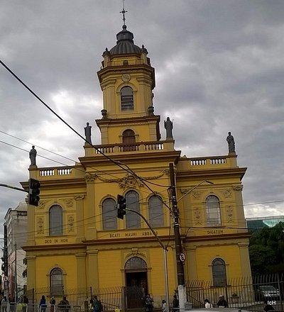 Catedral Santo Amaro: frente