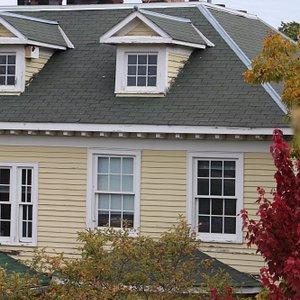 The Longfellow house