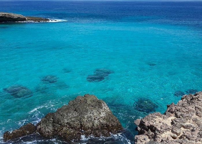 Beautiful, clear water