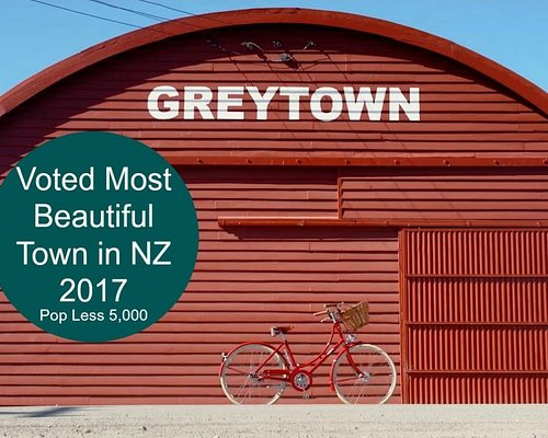 New Zealands Most Beautiful Small Town 2017.