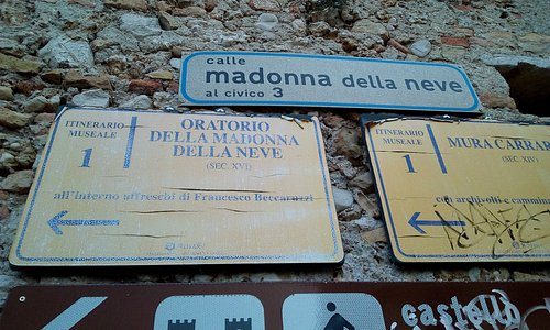 Calle Madonna della Neve