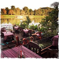 Savour Authentic Thai Cuisine while watching the Sunset on the Ping River