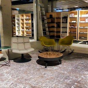 Theater en bibliotheek komen samen in Hub Kerkrade