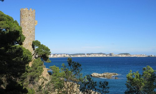 Torre Valentina fin del camino