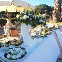 Buffet isola del casaro