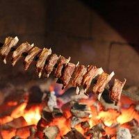 бараньи семечки для любителей вкусно пожевать мясо ребрышек