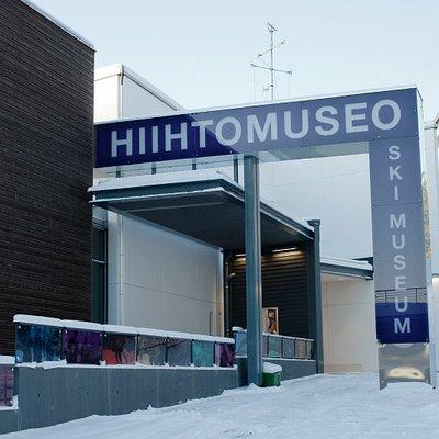 Tervetuloa Hiihtomuseoon!