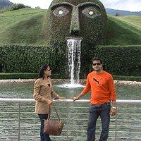 Swarovski Crystal Worlds in watten , Austria