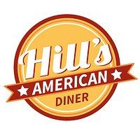 Logo Hill's American Diner