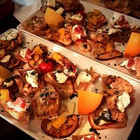 Crostini from our Cicchetti evenings