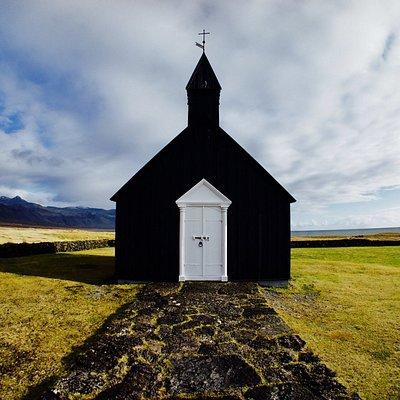 Budir Black Church
