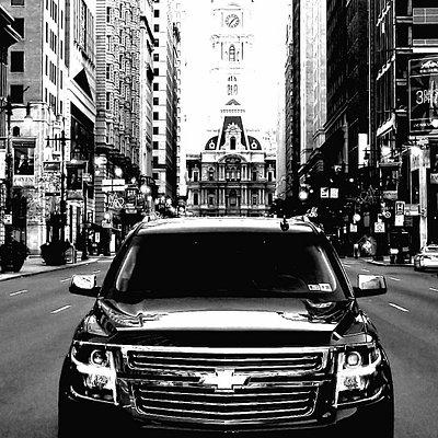 Cartier Black Limousine
