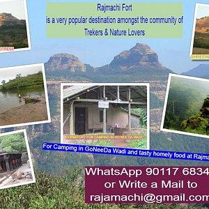 Rajmachi Fort - a popular destination