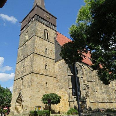 Церковь Святого Ламберти