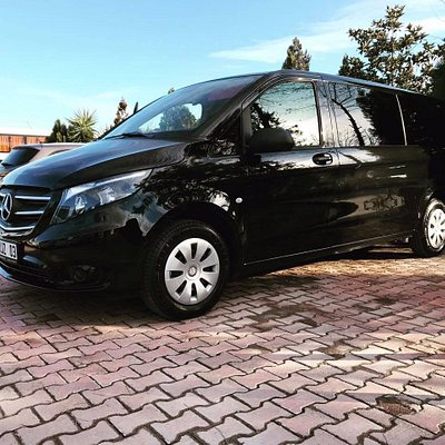 Our new model VIP transfer vehicles.