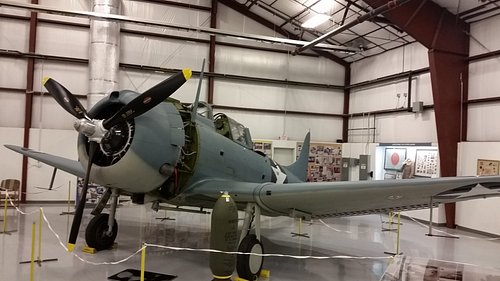 Very rare Dauntless SBD restored to flying condition. Amazing!