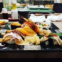 My sushi set.