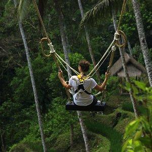 best swing ever