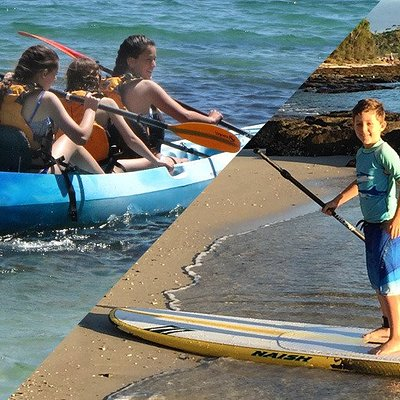 Stand Up Paddle and Kayak with Jervis Bay Kayaks!