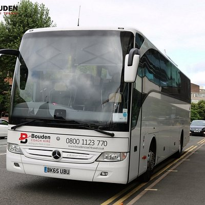 Bouden Coach Travel are a coach hire, minibus hire and car hire company based in the UK.