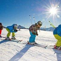 Skifahren mit der ganzen Familie im Großarltal