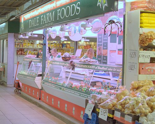 Quality pies, cheese, eggs, cooked meats, bacon and lots more.