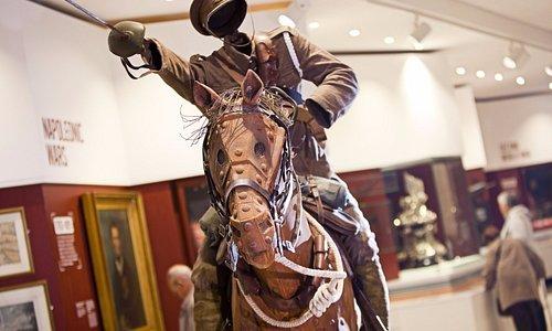 WW1 cavalryman