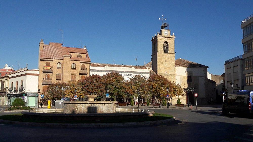 Iglesia de Ntra. Sra. de la Asunción, en Tomelloso