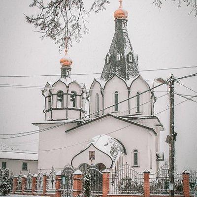 Храм Покрова Пресвятой Богородицы в Мышецком