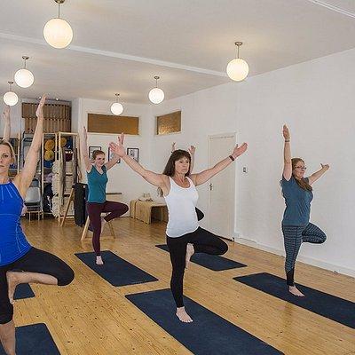 Iyengar Yoga Studio in Sligo