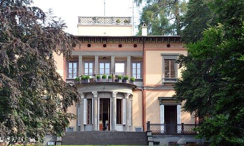 In der Villa Lindenhof finden Sie Räume des Friedens.