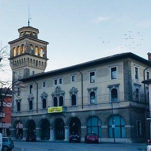 Palazzo del municipio di Cervignano del Friuli