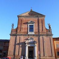 chiesa parrocchiale di Minerbio