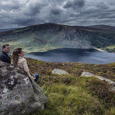 Guinness Lake Lough Tay