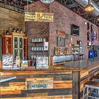 Inland Wharf Brewing Co.  Small batch craft beer including 6 cask conditioned real ales.
