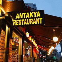 ANTAKYA RESTAURANT   that hows look from outside