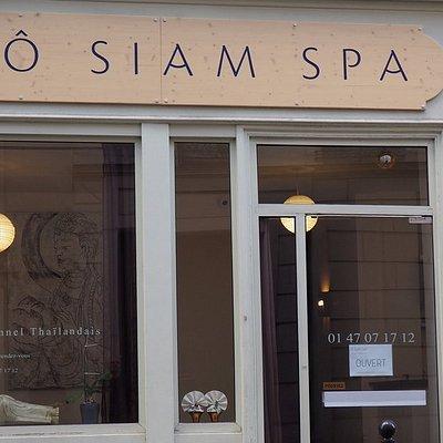 Ô Siam Spa est un salon de massage traditionnel Thaï situé à Paris, dans le 5ème arrondissement.