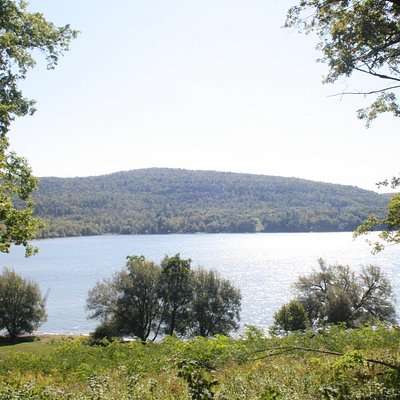 View of Otsego Lake