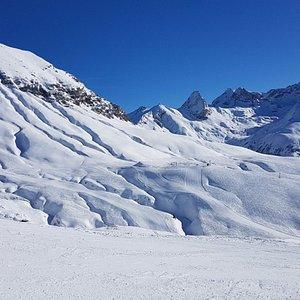 Ski Warth Schroecken