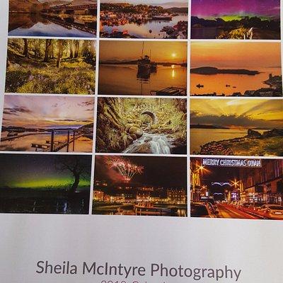 2018 Calendars from Sheila McIntyre and John Gibb