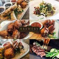 Enjoy beautiful food at the Brewery, dine in the bar or the Malt Restaurant.