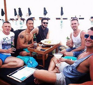 Relax, party and live with Bali Gay Pub Crawl!