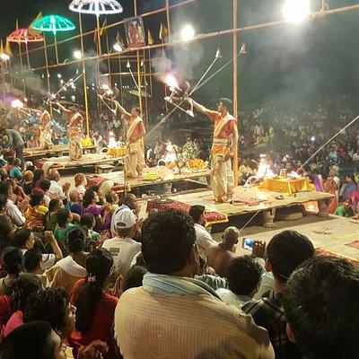 Ganga Ceremony