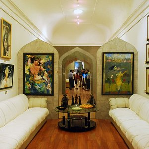 Gallery Artchill, Amber Fort., Jaipur