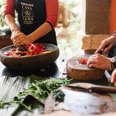 Casa Luna Cooking School
