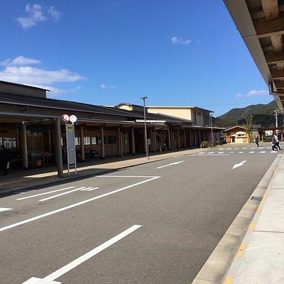 道の駅 阿武町 外観