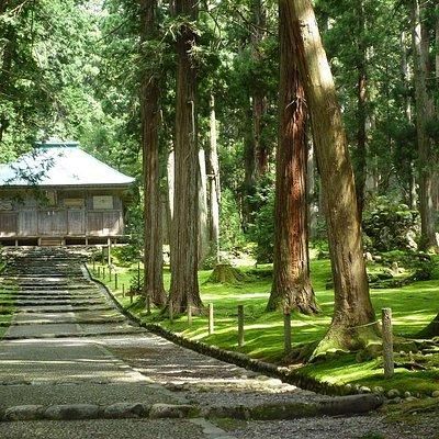 白山神社 拝殿