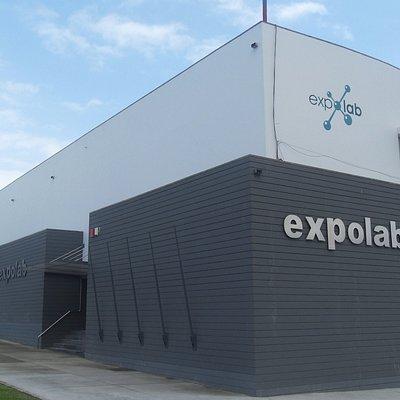 Edifício do Expolab - Centro Ciência Viva